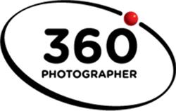 Logo för 360 photographer